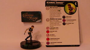 HEROCLIX HARLEY QUINN AND THE GOTHAM GIRLS #022 Mad Harriet *UC*