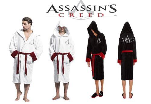Da Uomo Accappatoio assassino ASSASSIN CREED Assassins Creed Accappatoio Vestaglia