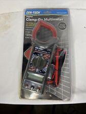 Cen Tech 95652 Digital Clamp Multimeter New