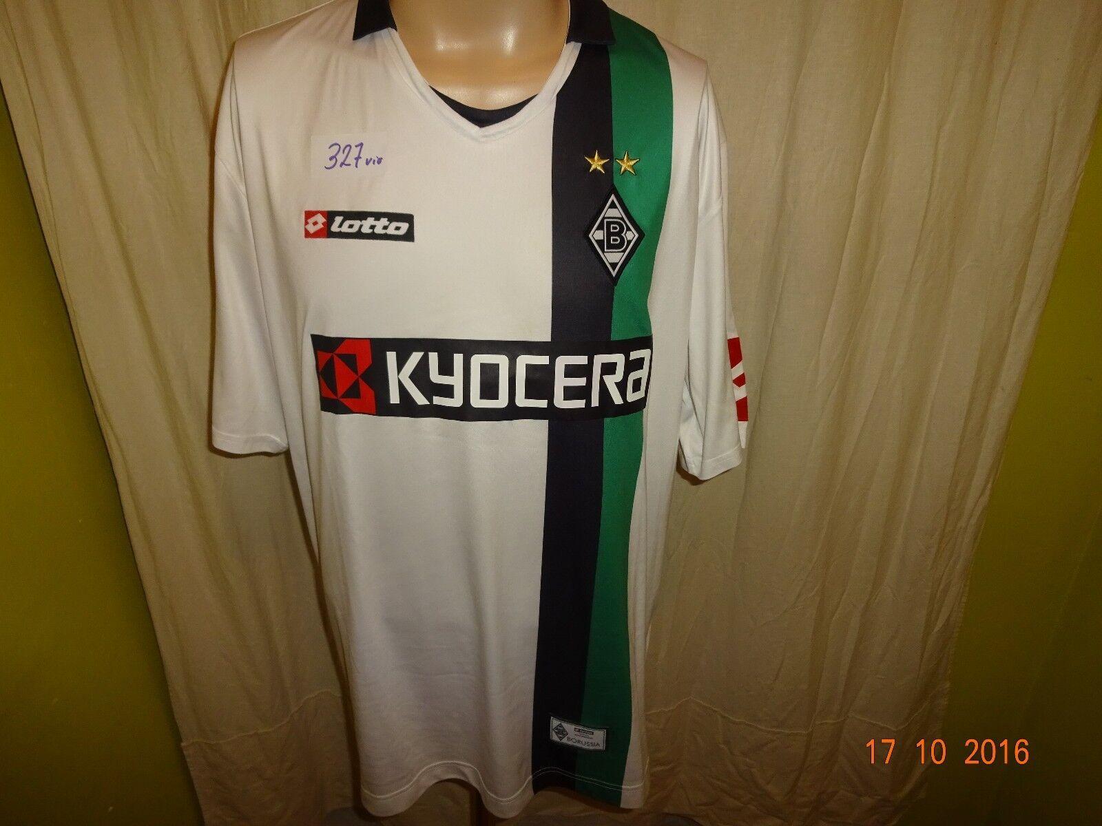 Borussia Mönchengladbach Lotto Trikot 2008 09  KYOCERA  + + + Nr.16 Friend Gr.XXL 6e6183