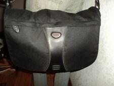 Vintage Tumi Leather Briefcase Laptop Messenger Bag Black Bag TUMI Mensajera