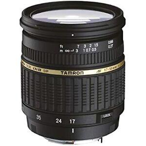 Tamron-Grosse-Mund-Zoomobjektiv-Sp-Af-28-75-mm-F-2-8-XR-Di-Nikon-Voll-A-09-n