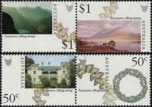 2004-AUSTRALIA-Tasmania-Bicentenary-4-MNH