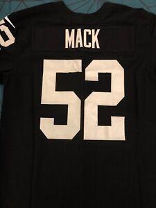 Details about Nike Vapor Untouchable Elite Khalil Mack Oakland Raiders Jersey