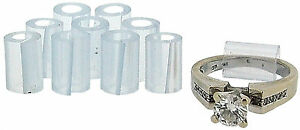 The Olivia Collection PVC Ring Snugs Adjuster pack (10 per pack)
