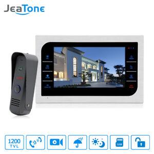 Incroyable Image Is Loading 10 039 Video Door Phone Doorbell Video Intercom