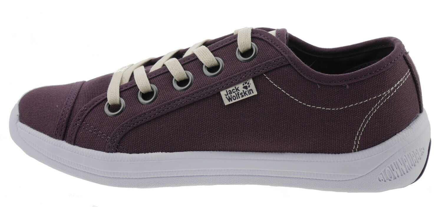 Jack Wolfskin 4014461 Freeport Sneaker purple 180612
