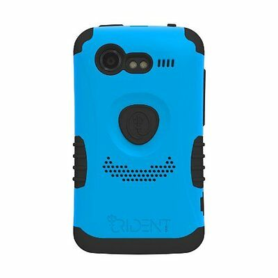 Trident Kraken 2 Case with Holster/Clip for HTC Incredible 2 / S BLUE