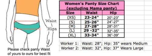 Holiday Underwear Lot Hiphugger Boyshorts Lace Bikini Spandex COTTON Panty S-4XL