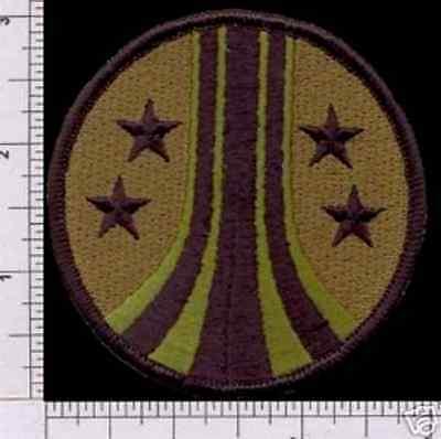 "ALIENS Movie Stars & Stripes Olive Drab 3"" Embroidered Uniform Patch (ALPA-002B)"