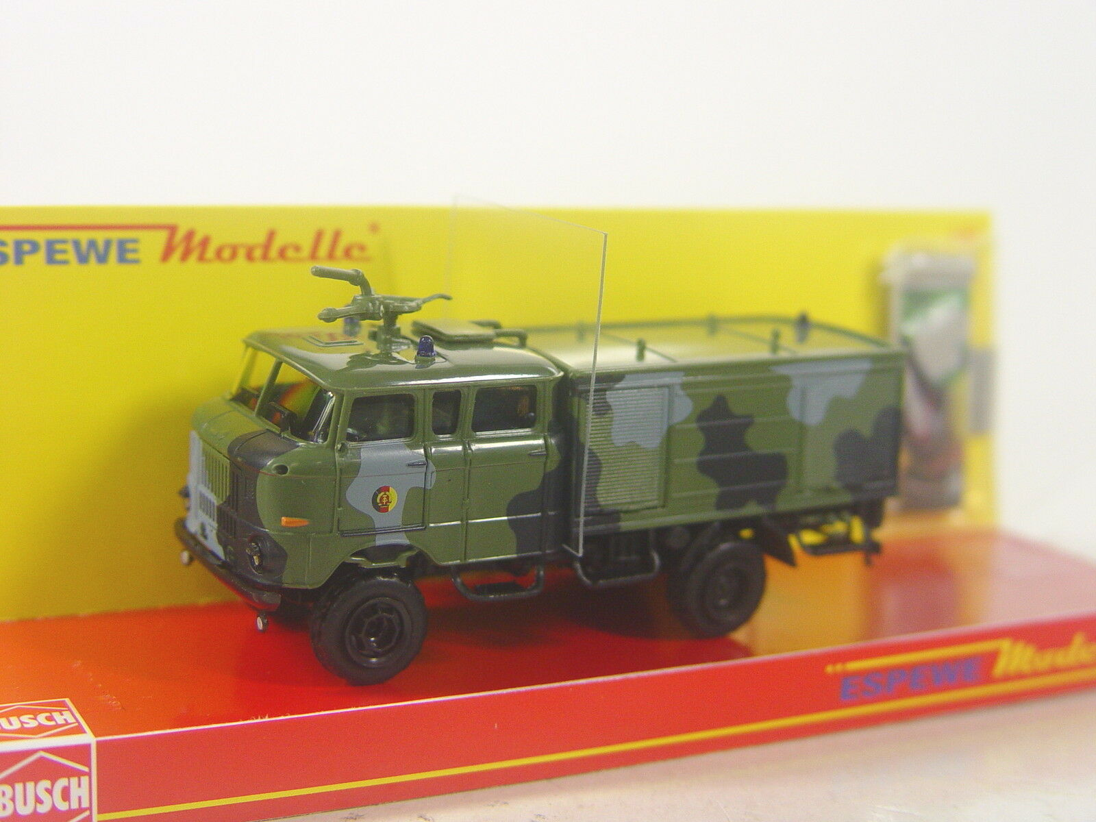 IFA W50 LA TLF Grenze NVA - Busch Espewe Espewe Espewe Modell HO 1 87 -  95219  E    Spielzeugwelt, spielen Sie Ihre eigene Welt  ec909e