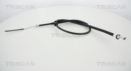 Seilzug, Feststellbremse für Bremsanlage TRISCAN 8140 161116