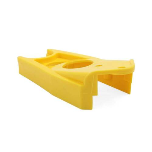 Chain Guide Slider Cover For Yamaha DT125 DT125R DT200 DT230 XT400 Rubber Yellow