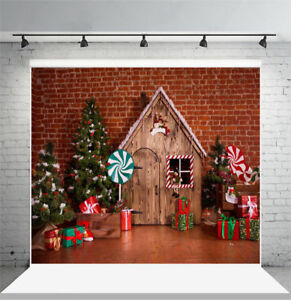 image is loading 12x10ft christmas decoration background studio photography photo props