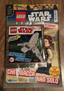 Lego-Star-Wars-Comic-Magazin-Nr-14-Inkl-Imperial-Shuttle-NEU