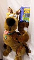 Hanna Barbera Wb Extra Large Jumbo Scooby-doo Plush Giant 46 Rare