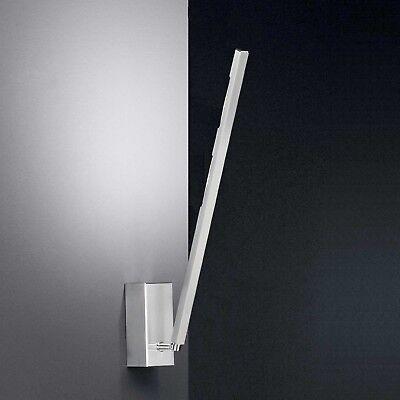 Honsel LED Wandleuchte Lati Chrom Nickel 360° verstellbar Flur Diele Treppe