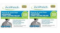 Actipatch Electromagnetic Muscle Pain Relief All Sports Injuries Pack Of 2