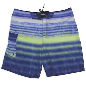 Oakley-Reflect-Blue-Green-38-XXL-Mens-Swim-Surf-Beach-Boardies-Board-Shorts