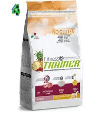 OFFERTA Fitness Trainer Medium Maxi Agnello Riso Olio 12,5 Kg per Cani Adulti