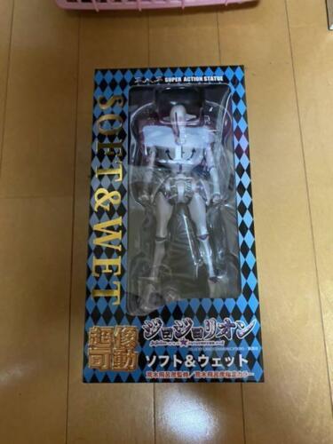 Super Action Statue Soft /& wet  Figure JoJo/'s Bizarre Adventure Part8