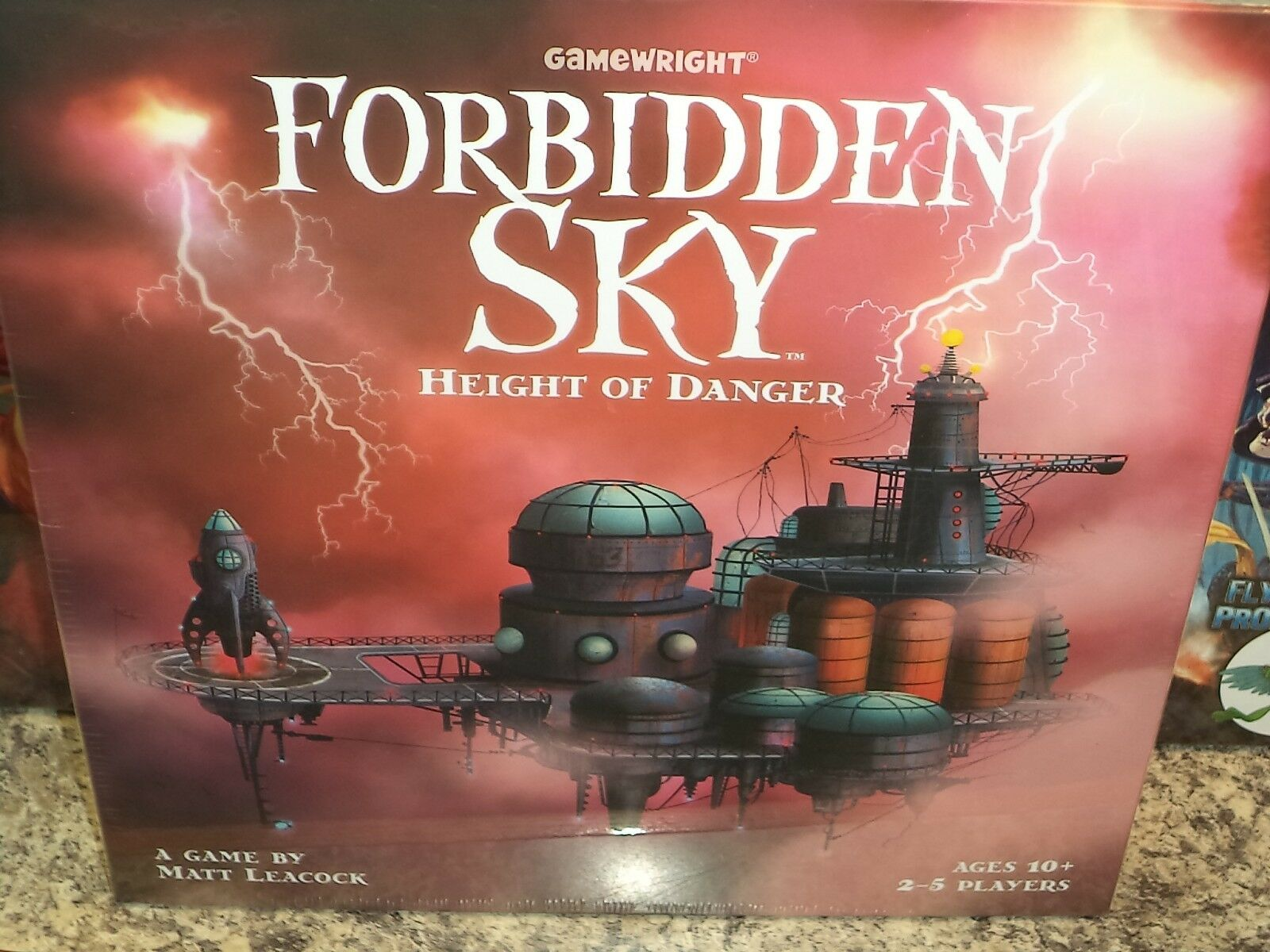Forbidden Sky - Gamewright Games Games Board Game New
