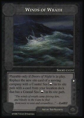Middle-Earth CCG MECCG MEDM The Black Enemy/'s Wrath Dark Minions