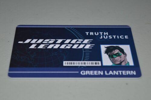 DC Heroclix World's Finest Green Lantern ID Card WFID-103