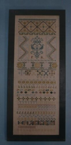 F.R Spanish Reproduction Sampler Samplers and Such
