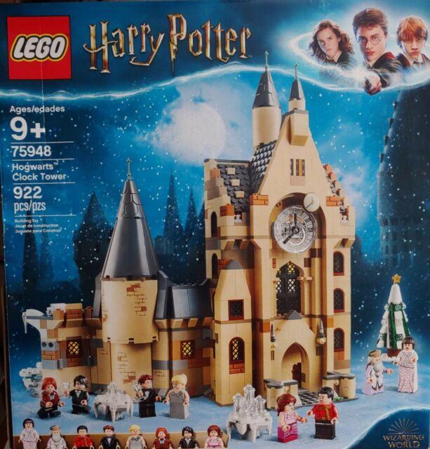 LEGO Harry Potter 75948 Hogwarts Clock Tower Yule Ball Complete Set