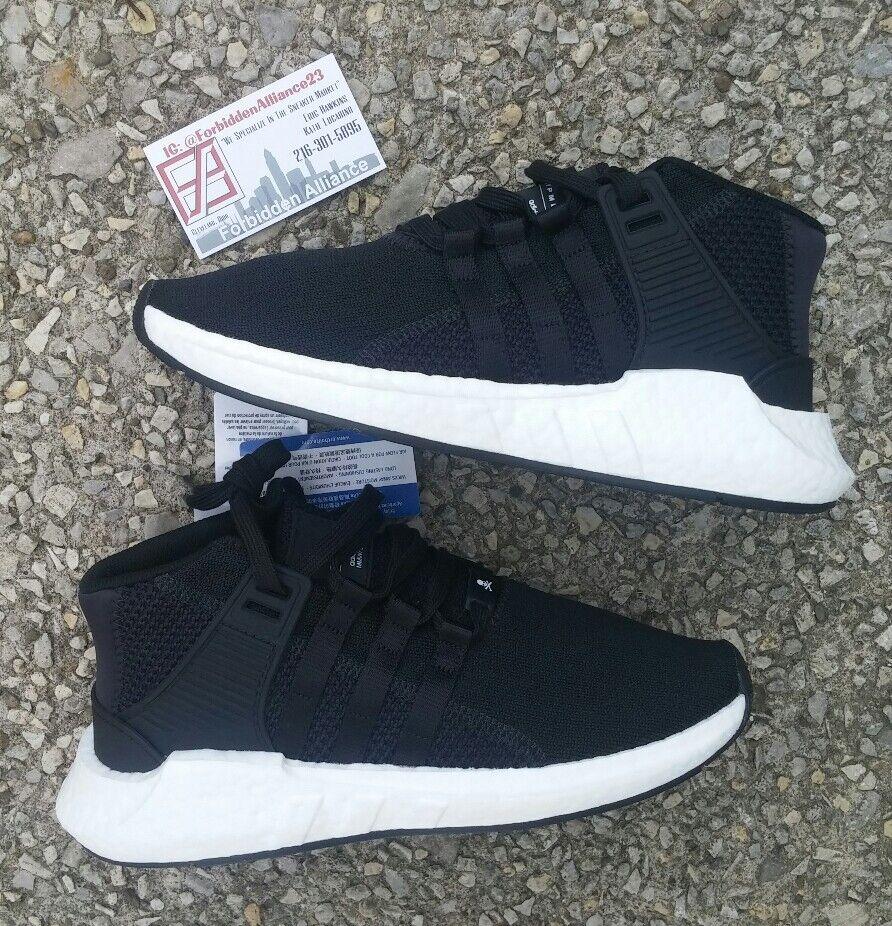 Adidas EQT Support 93 / 17 mediados de MMW Mastermind Core negro cq1824 hombre
