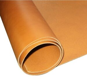TOOLING-CRAFT-LEATHER-WHISKEY-TAN-3-5MM-THICK-PREMIUM-VEG-TAN-COWHIDE-SHOULDER