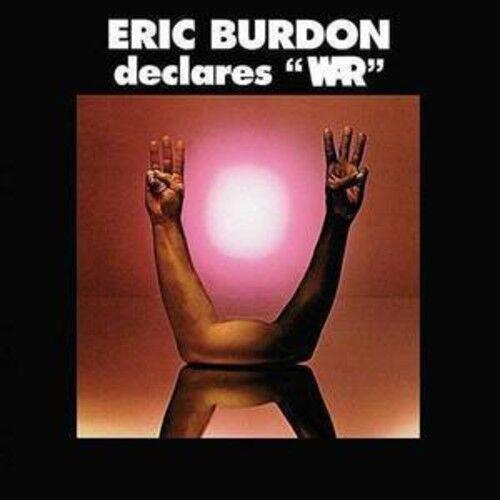 War - Eric Burdon Delcares War [New CD]