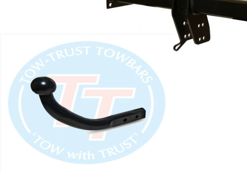 Tow-Trust Fixed Swan Neck Towbar For BMW X3 E83 SUV 2004-2011