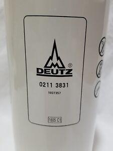 Genuine-Deutz-Fuel-Filter-02113831-Replaced-by-2937814