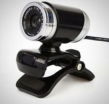 USB 2.0 Webcam 12.0 Megapixels Digital Video HD Web Camera Sound Absorption