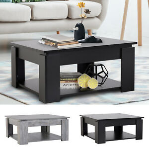 2-Tier-Modern-Coffee-Table-Accent-Console-End-Table-Living-Room-Bottom-Shelf