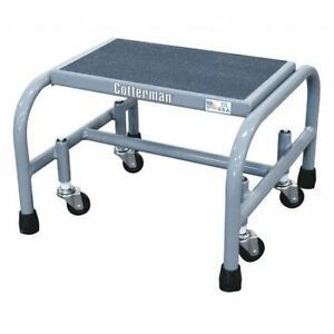 Cotterman-1001N1818a5e10b3c1p1-1-Step-Steel-Step-Stand-450-Lb-Load-Capacity