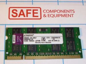 2GB Kingston KTH-ZD8000B//2G SODIMM DDR2 667 PC2-5300 Unbuffered HP//Compaq MM-123