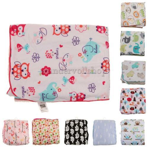 Baby Babydecke Wolldecke Decke Kuscheldecke 11 Farben Groeße 97x78cm