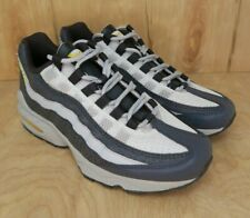 Details about Nike Air Max 95 (GS) Off NoirDynamic YellowGrey BV1245 001 Shoe