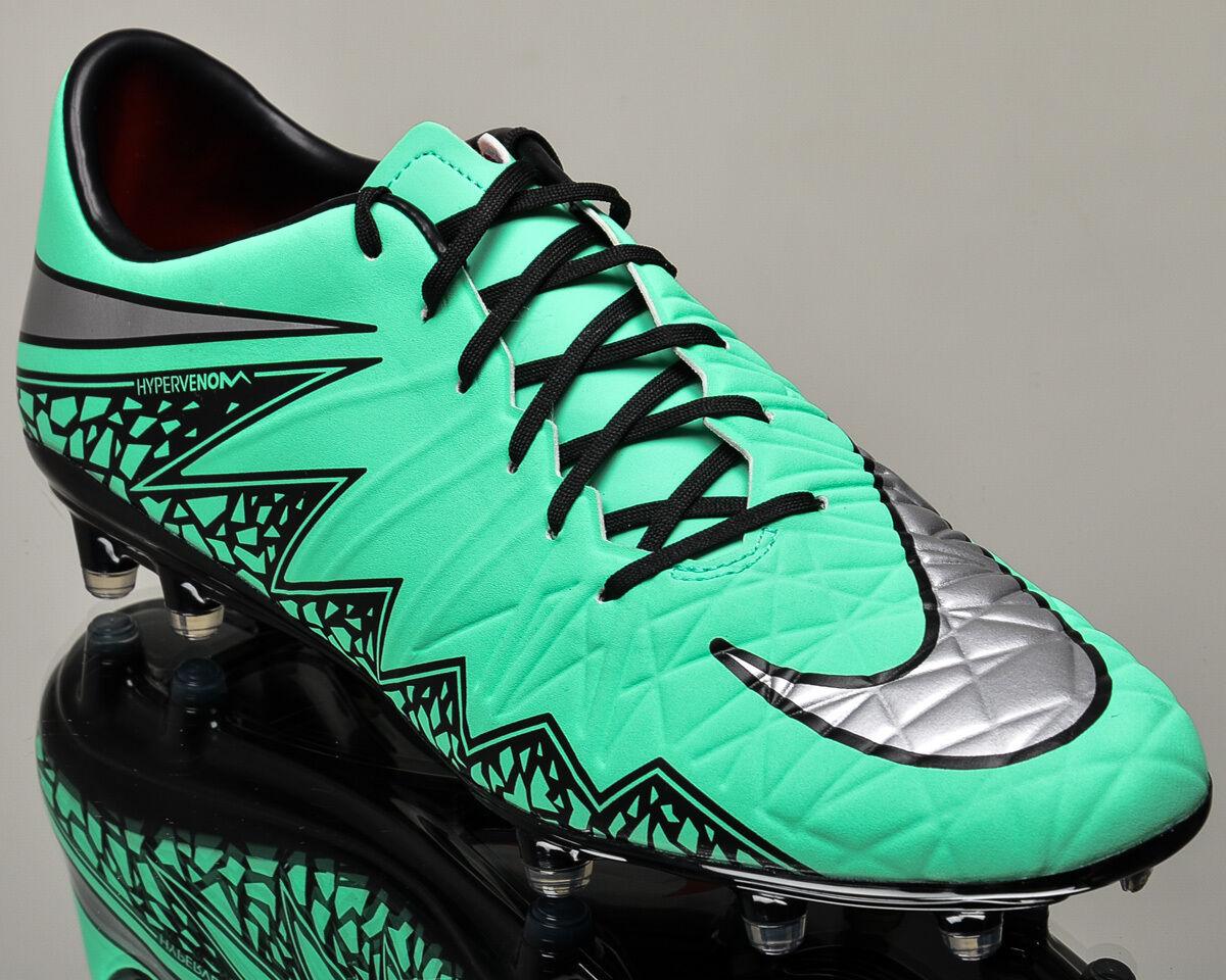 Nike Hypervenom Phatal II FG 2 men soccer cleats football NEW green 749893-308