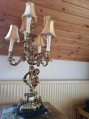 Georgia Jacob Sjælden og smuk sæt store ATHENA lamper