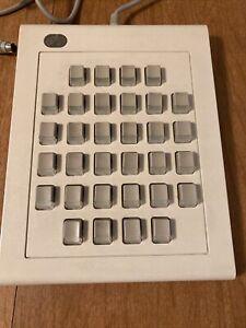 Vintage IBM Model 6094020 Lighted Program Function Keyboard LPFT Template