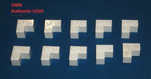 LEGO NEW 2x2 White Brick Corner 235701 235751 Brick 2357 10x