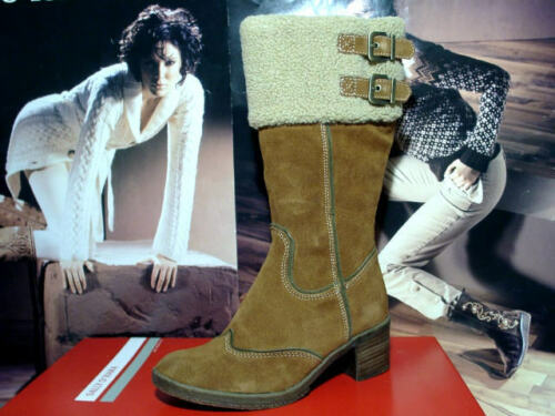 39 Stiefel O' Gr Boots Wildleder Braun 26234 Neu19 Damenschuhe Sally Winter Hara 6yTwqpgqxz