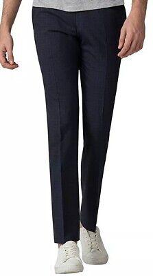 Genteel S2# Ben Sherman Men's Navy Suit Trouser Size 30r Rrp£85 Clothing, Shoes & Accessories Suits & Suit Separates