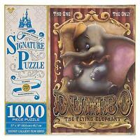 Disney Parks Signature Puzzle Dumbo 75th Anniversary 1000 Pcs