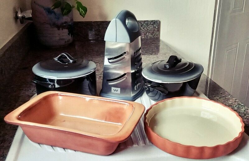Quality Cookware and Kitchenware
