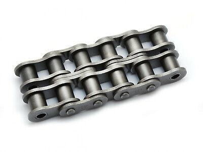 Pkg Qty 10 J25 Riveted 10 Ft Roller Chain
